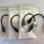 10cm USB cables